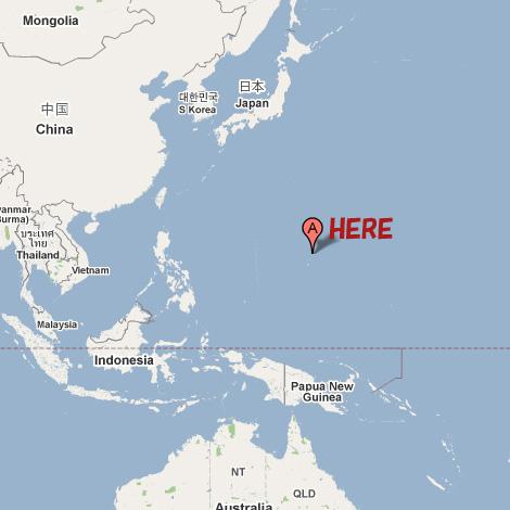 サイパン地図